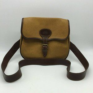 Mulberry Company Tan Leather Crossbody Bag